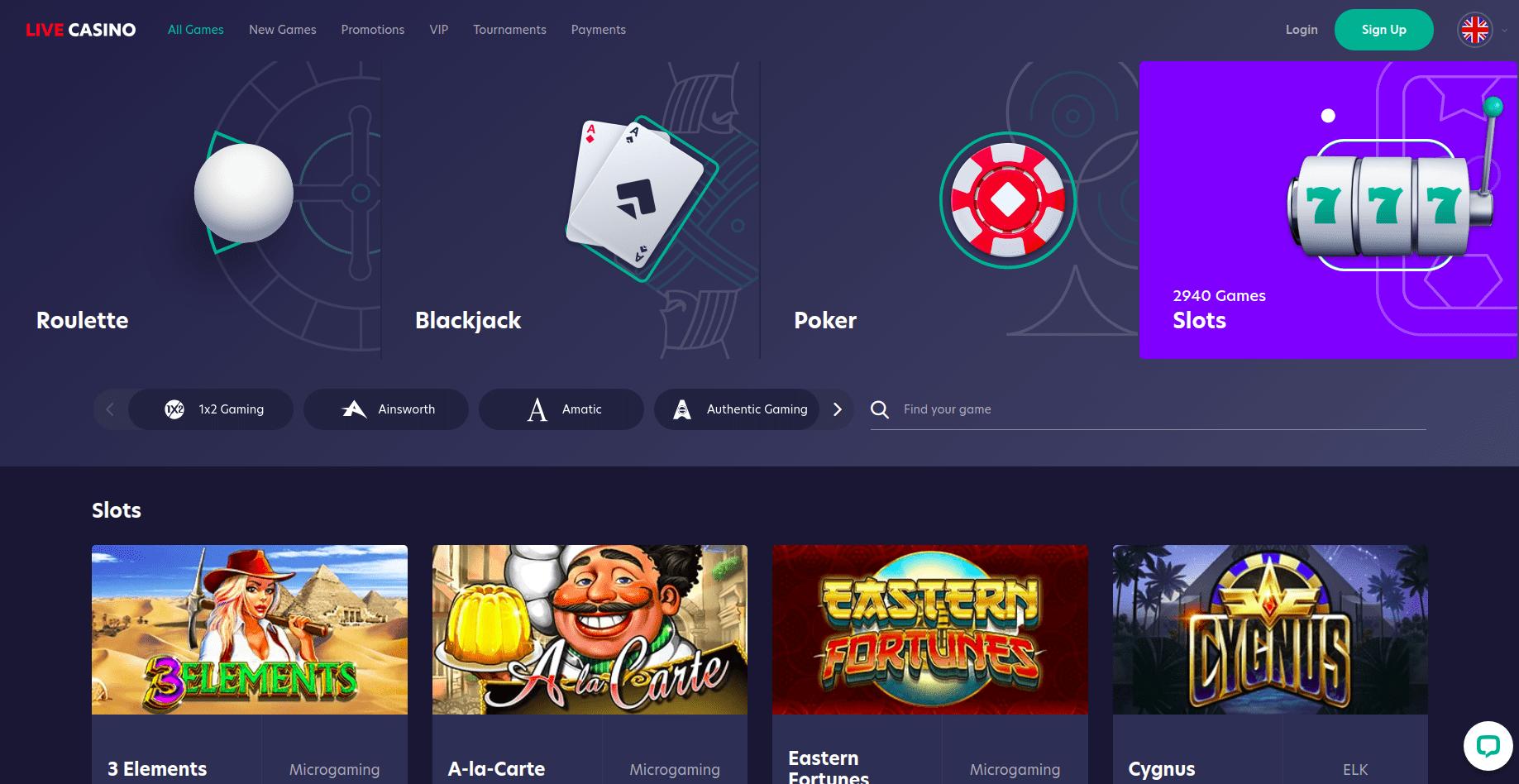 live-casino-home