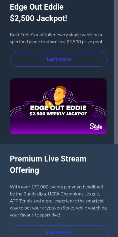 Bonuses Mobile