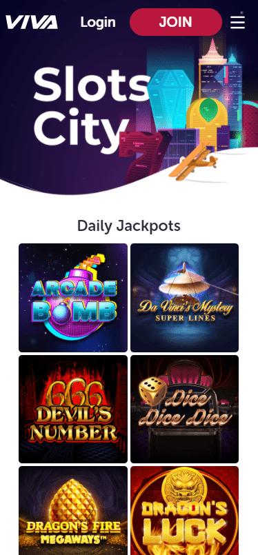 Viva Slots Mobile
