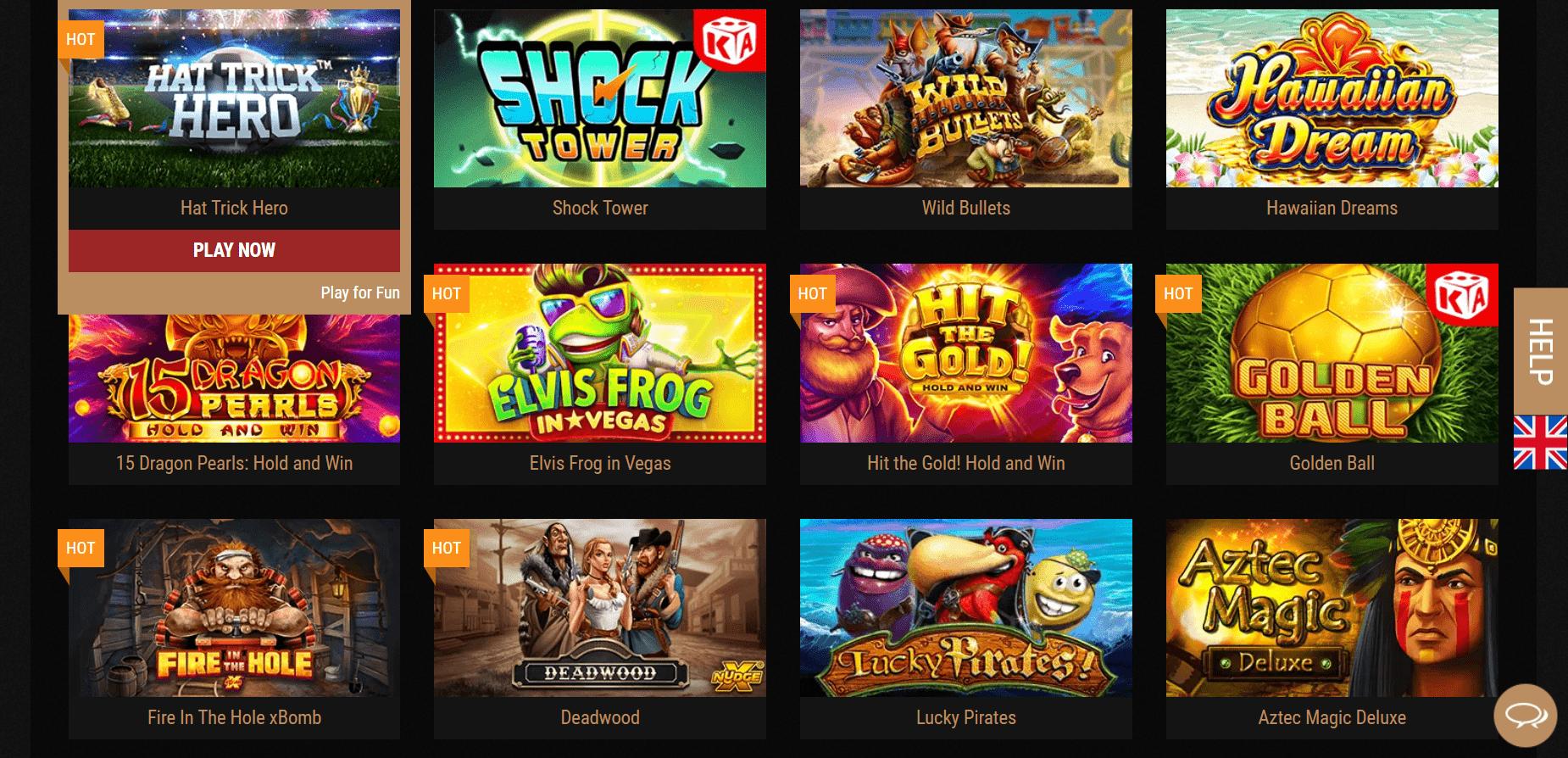 kingbilly games desktop
